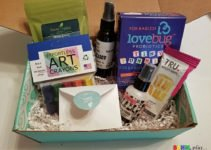 My Ecocentric Mom Subscription Box - customized for mom and toddler with ecofriendly products