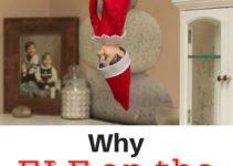 Elf on the shelf is an epic parenting fail. How elf on the shelf reminds me I suck at parenting | www.sahmplus.com