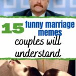 Find humor in married life with these funny marriage memes