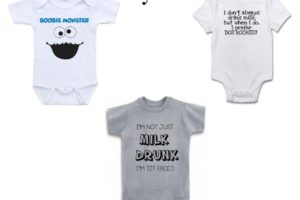 funny breastfed infant bodysuits. Funny infant bodysuits for the breastfeeding baby .