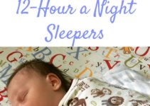Tips from a mom of two 12-hour a night sleepers | How to get baby to sleep | baby sleep tips and tricks | www.sahmplus.com