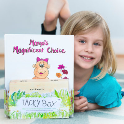 girl tacky box set