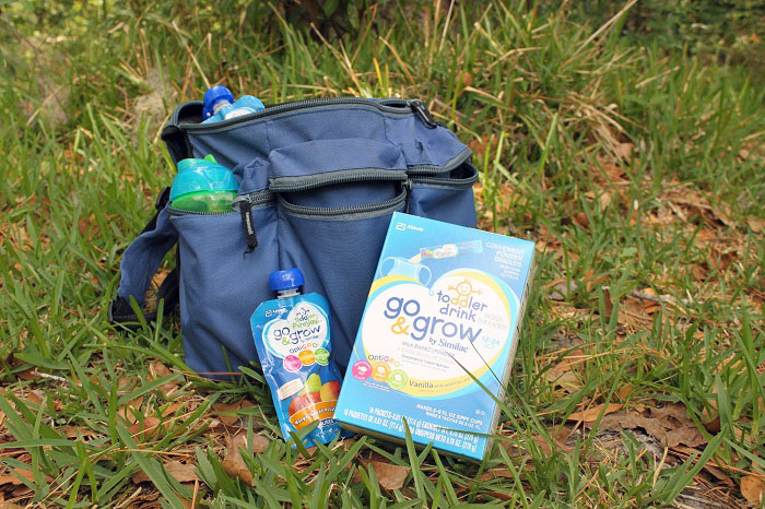 On the go nutrition when your toddler is a picky eater thanks to Go & Grow by Similac   www.sahmplus.com