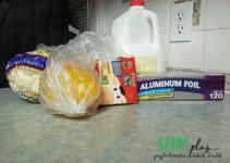 random grocery items on the counter | sahmplus.com