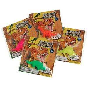 growing dinosaurs