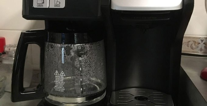 I ultimately decided on the Hamilton Beach Flex brew 2 way coffee maker as one of my Keurig Alternatives this time around. | www.sahmplus.com