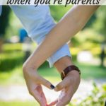 7 tips for a happy marriage as parents. Marriages take work to be happy and strong. Having kids often takes a toll on a marriage, but I've got 7 tips to help you strengthen your marriage, even though you have children.   www.sahmplus.com