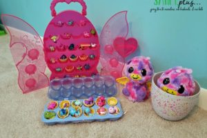 7 Year Old Girl's Collection of Hatchimals | sahmplus.com