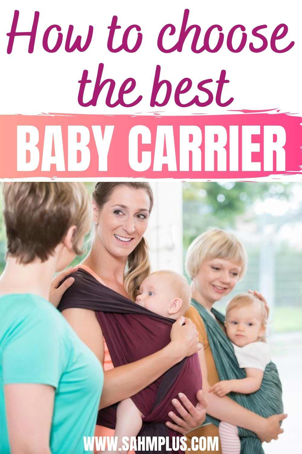 How to choose a baby carrier! Best tips for happy babywearing. Sling, wrap, soft-structured carrier? I'll help