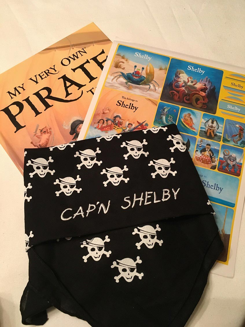 I See Me Pirate Tale gift set - img © sahmplus.com