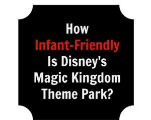 mk infant friendly theme park