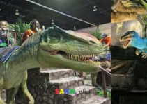 Jurassic Quest Jacksonville, FL review from SAHM, plus...