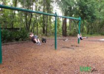 What toddler doesn't love swinging in the backyard?   www.sahmplus.com