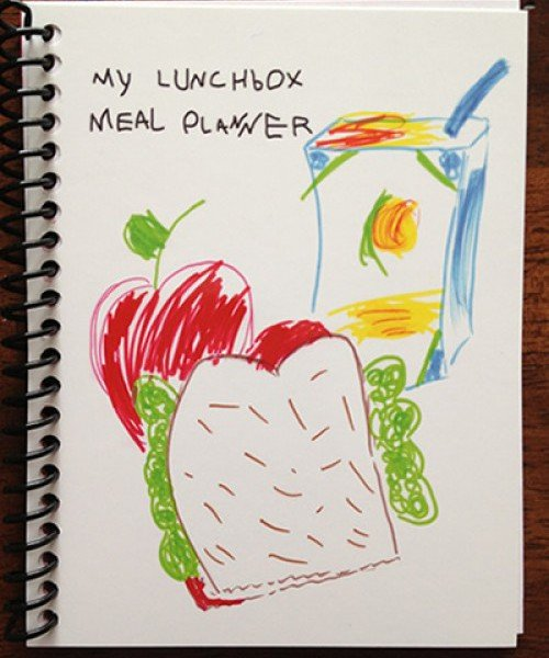 my lunchbox meal planner img