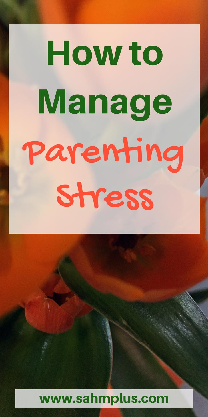 Stress can have a negative effect on your health. Being a parent is hard, so It's important to manage parenting stress to maintain good health. Here are tips to manage parenting stress. via www.sahmplus.com