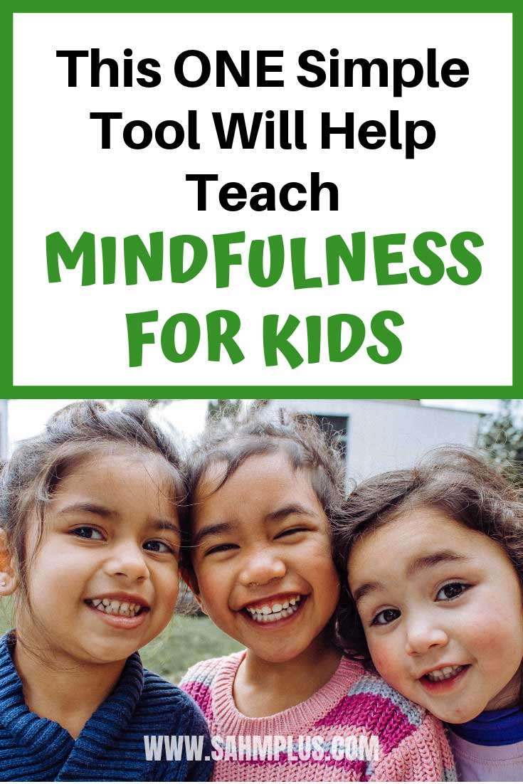 1 tool teaches mindfulness for kids. Activities and resources for kids mindfulness practice with Zafooz