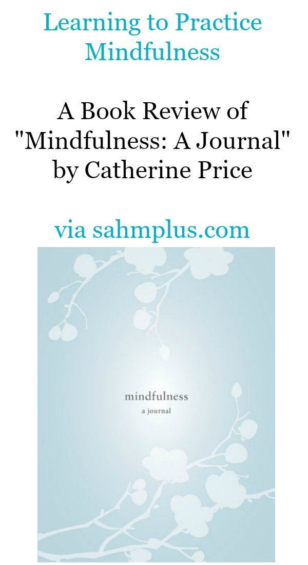 mindfulness journal book review