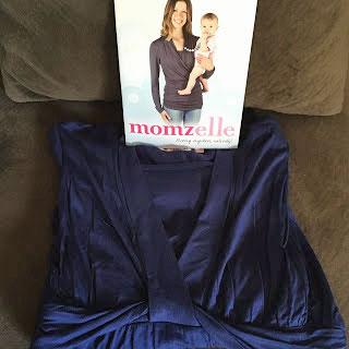 Momzelle Breastfeeding nursing apparel review