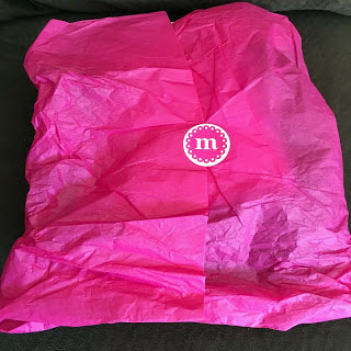 pink momzelle wrapping