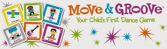 ThinkFun Toddler move and groove game header image