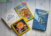 National Geographic Kids books help foster exploration of various subjects for kids | sahmplus.com