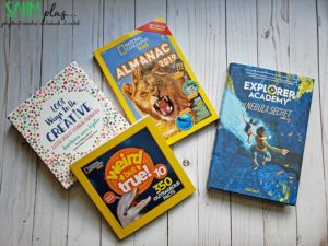National Geographic Kids books help foster exploration of various subjects for kids   sahmplus.com
