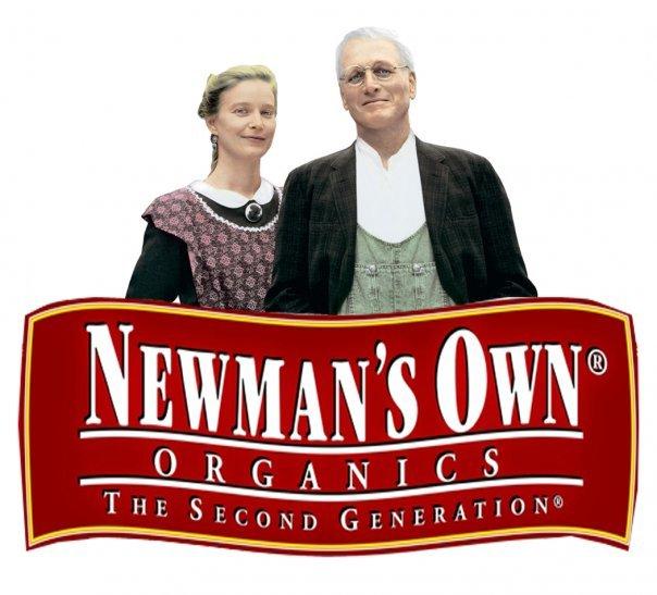 newman's own organics logo