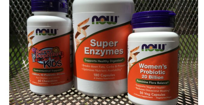 NOW supplements why women should take probiotics