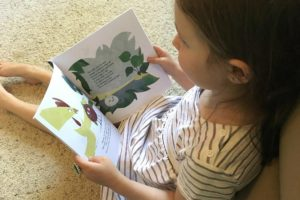 """Teach diversity to young children with the book """"Otis Grows"""""""