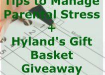 tips parenting stress