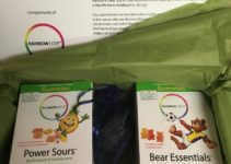 Rainbow Light Power Sours Multivitamin #momsmeet review kit | www.sahmplus.com