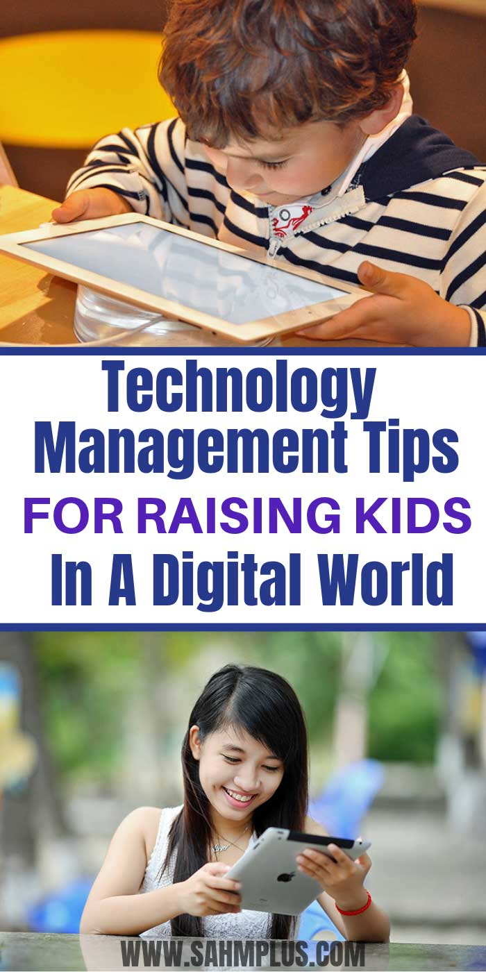 How parents can handle screen time for kids; Managing technology while raising humans in a digital world.
