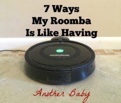 roomba like baby small