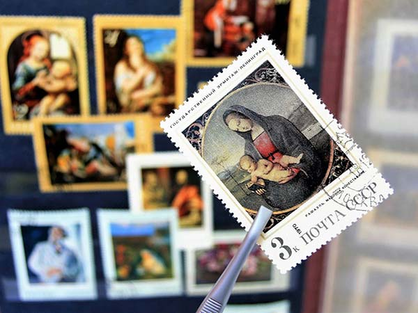 hobbies for stay at home moms - idea: stamp collecting