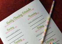 This is my best SAHM housekeeping schedule   www.sahmplus.com