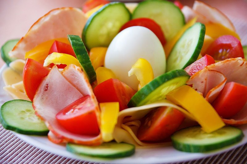 Beyond the sandwich, mix it up with a salad for your child's lunch