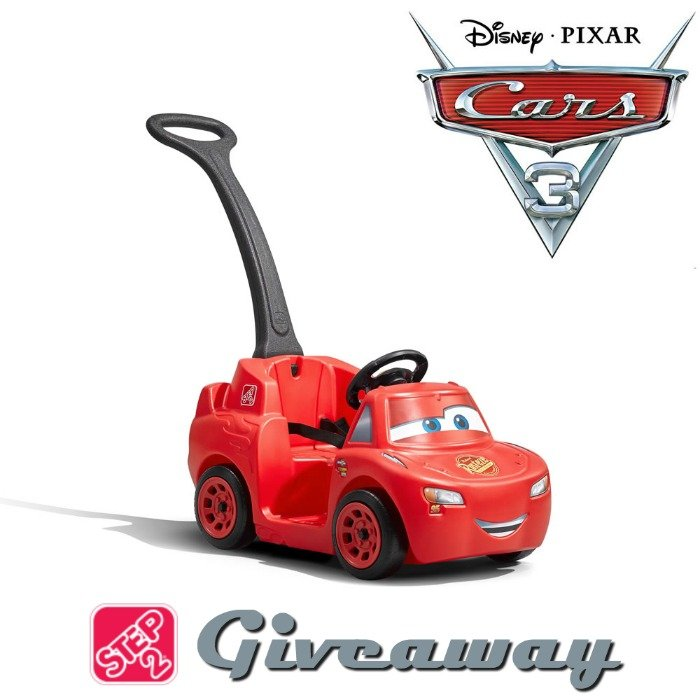 Step2 Disney Cars 3 Giveaway image