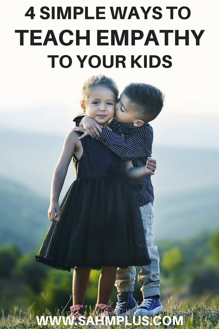 4 powerful tips for teaching empathy to kids