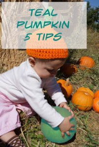 teal pumpkin tips