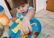toddler won't eat dinner? This is my secret to end toddler mealtime struggles | www.sahmplus.com