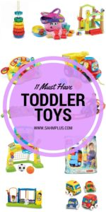 Toddler toy gift ideas that won't disappoint