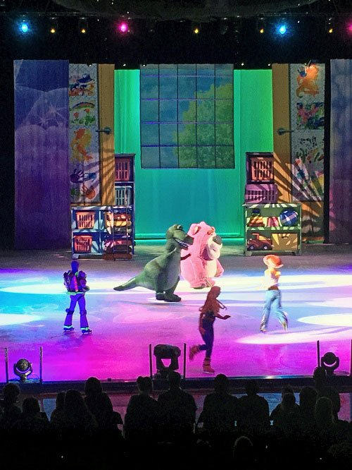 Disney on Ice Toy Story Characters