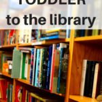 10 benefits of visiting the library with a toddler - do you make it a habit to take your little ones to the library?   www.sahmplus.com