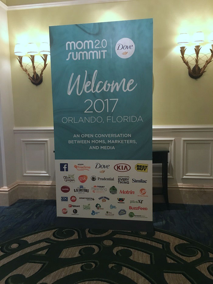 My Takeaways from Mom 2.0 Summit 2017