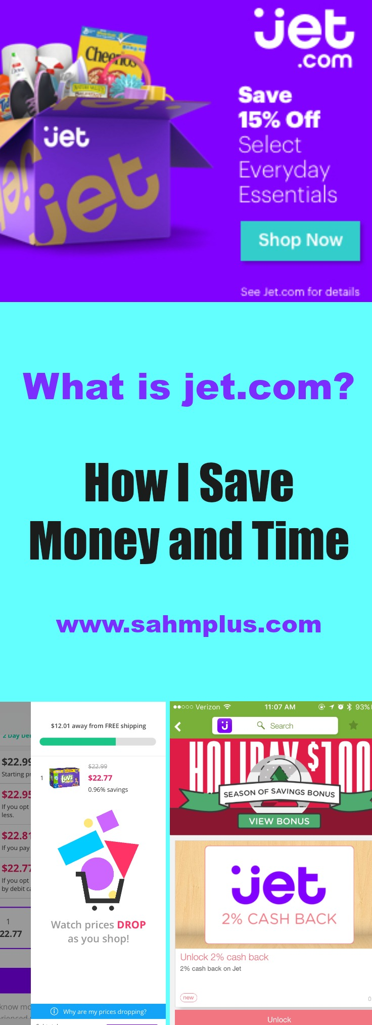 what is jet.com? save time, save money, coupon code and cash back