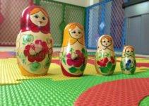 Wooden nesting dolls | www.sahmplus.com