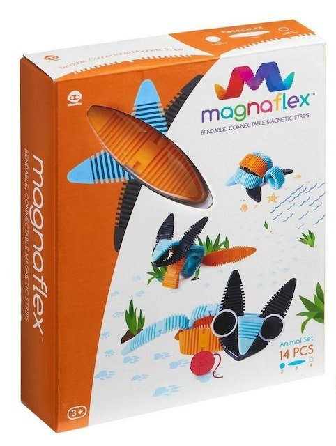 wowwee magnaflex animal set for kids holiday gift guide 2017