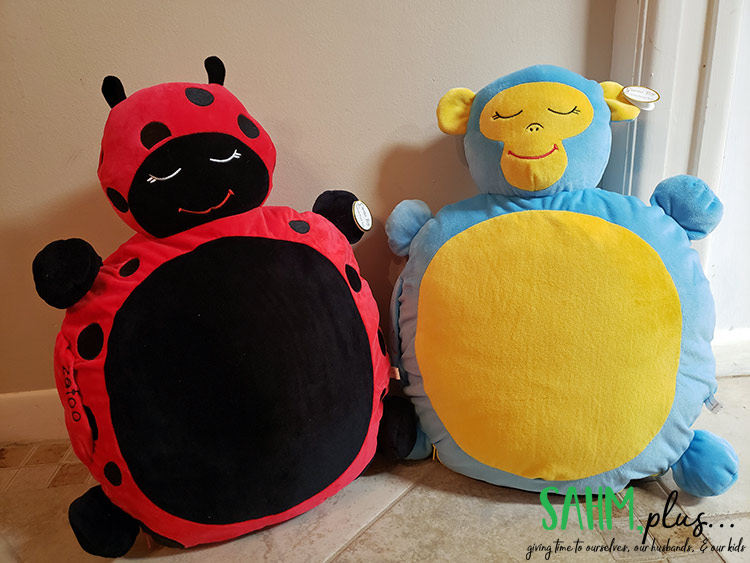Zafooz are meditation cushions perfect for teaching mindfulness to kids